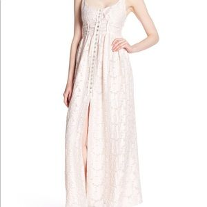 Free People Fresh As A Daisy Maxi Dress